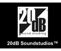 20 dB SOUND STUDIOS